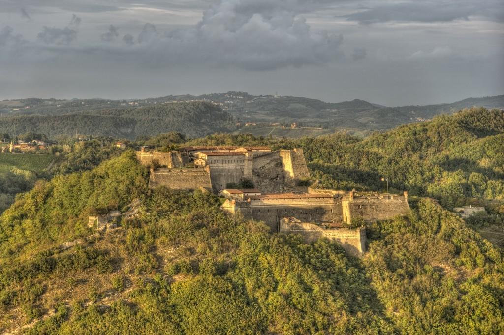 2 Fortezza Gavi