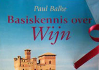 Paul Balke Basiskennis over Wijn